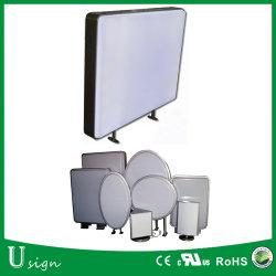 الجملة مستديرة/مربعة/قطع ناقص وغير منتظمة الشكل فراغ تشكيل فارغة LED مربع ضوء