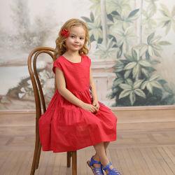 Baby Girls robes de 8 ans Enfants Frocks occasionnels de conception simple coton