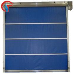 Réfrigérateur rouleau industrielle jusqu'PVC Porte pliante