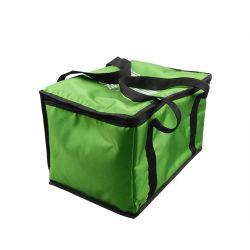 Cassa di conservazione di calore della bottiglia del sacchetto del dispositivo di raffreddamento del ghiaccio della bottiglia del pranzo isolata picnic flessibile promozionale per la corsa