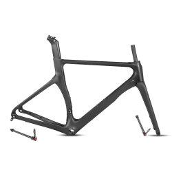EPS de haute qualité OEM de vélo de route en fibre de carbone le châssis