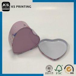 Kreative Entwurfs-Eisen-Geschenk-Süßigkeit schachtelt Fall-Zinn-Behälter mit Kappe