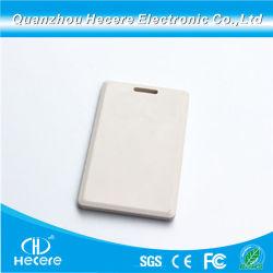 RFID de Dikke Clamshell Kaart 125kHz Tk4100/Em4200 las slechts de Kaart van de Toegang van de Nabijheid