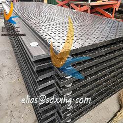 Serviço pesado tapetes terra para veículos pesados de máquinas de construção, (oco especial serviço pesado o tapete do chão) , Amphimat