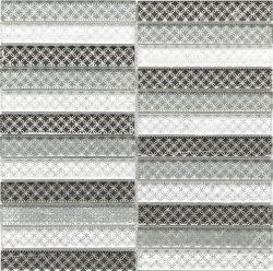 Foshan Mix en mosaïque de verre de couleur longue bande821002-005 Classsical Design (G)