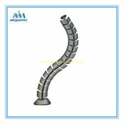 Пластиковый Silver кабель Manager Мебель аксессуары