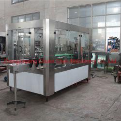 Saft-Warmeinfüllen-Maschine in der Aluminiumdose/zwei Stücke machen Kräutertee-einmachende Zeile ein