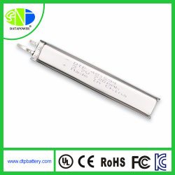 Custom DTP481594 Bateria de lítio de 3.7V 720mAh para caneta