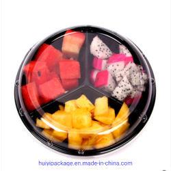 Frutta di plastica del pacchetto del cassetto dell'animale domestico 500g 1000g 1500g Disposiable con lo scompartimento