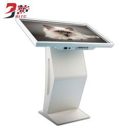 La horizontal de infrarrojos de 32 pulgadas Pantalla LCD táctil de la publicidad