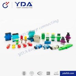 FTTH 광섬유 접합기 Sc/LC/FC/St/Mu/MTRJ/MPO Sx/Dx/Quad Sm/mm 섬유 접합기