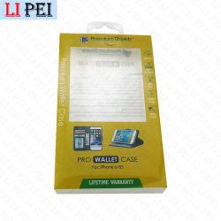 Los envases de PET Biodegradable transparente de alta hardware electrónico caja plegable de plástico de PVC accesorios de embalaje