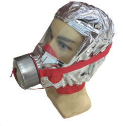 Feuer-Emergency Entweichen-Sicherheits-Gesichtsmaske mit Cer-Zustimmung