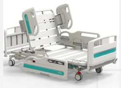 호화스러운 전기 5 기능 간호 침대