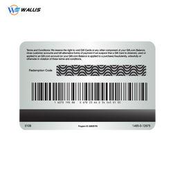 Бесконтактный RFID Tks PVC50 магнитная система Smart Card карточка не запрограммирована фантазии Подпись панели ПВХ Hico кодирования бизнеса с помощью магнитной карточки печать штрих-кодов