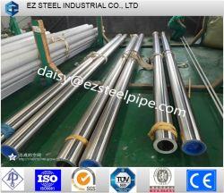 Tubo trafilato a freddo dell'acciaio inossidabile di ASTM A312/A321/A269 per industria chimica