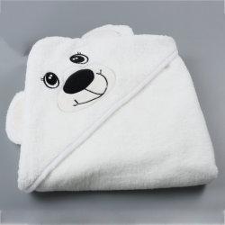 子供の子供のためのフード付きのカスタマイズされた浴室タオル