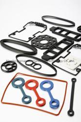 Öldichtungs-passen verpfändetes Dichtungs-Ring-Silikon-Gummi-Teil-Produkt Gummidichtung an