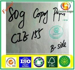 Blanco 80 g/m² directamente todos los tipos de papel de copia de grado A4