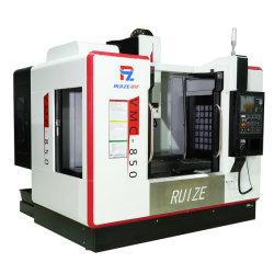 Moagem de máquinas CNC Vmc850 Proteção completa fresadora CNC Vertical
