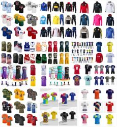 La coutume de gros de basket-ball Football Rugby Baseball T-Shirts Hoodie Tracksuits brodés maillots de football