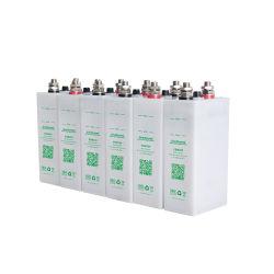 Batterij van NiCd van de Batterij van het Pak van de Accu van NiCd van het Leven van de Cyclus van de Waaier 1.2V200ah van de Plaat van de Zak van Ebm van Everexceed de Probleemloze Lange Navulbare Nikkel-cadmium