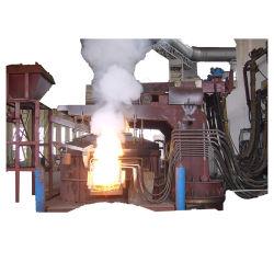 Elektrische boogstaalproductie LF vuurhaard weerstand Elektrische vlamboogoven Ladle Raffinage-oven