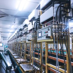 L'énergie solaire de la climatisation salle d'inspection d'Échantillonnage automatique