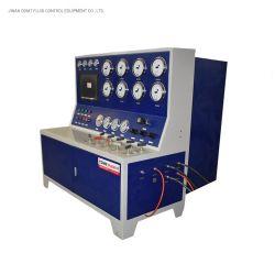 컴퓨터 통제 압축 공기를 넣은 액체 펌프 압력 안전 밸브 시험 장비