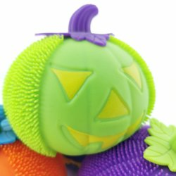 아이들 Flash Pumpkin Ball Halloween DIY Creative 축제 Gifts