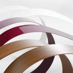 Fascia di bordo di legno del PVC del grano con il soddisfare di 67% per mobilia