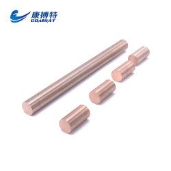 Barre en alliage de cuivre de haute qualité de la tige de tungstène