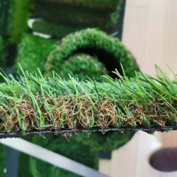 Installation facile Moveble souple de gazon artificiel des revêtements de sol