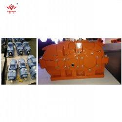 OEM China van de Apparatuur van de mijnbouw het Gebruikte Reductiemiddel van de Snelheid van de Versnellingsbak van de Aansporing van de Transmissie Grote