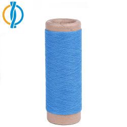 Fils de polyester mélangé coton teint pour le tricotage hamac