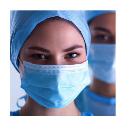 GroßhandelsEarloop 3ply schützende chirurgische Gesichtsmaske China-