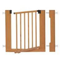 De houten Poort van de Veiligheid voor Baby (290-99)
