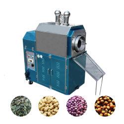 Kleine salzende Erdnuss-Röster-Sonnenblumensamen, die Maschine braten