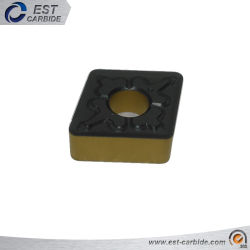 Cnmg120408 Zhuzhou는 Zhuzhou 시멘트가 발라진 탄화물을 삽입한다