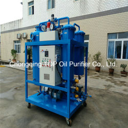 Стандарт ISO отходов турбины завод очистки масла Ty-30