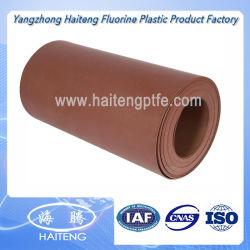 Le guide de PTFE élimine les bandes de guidage bronzées hydrauliques de matériau de PTFE