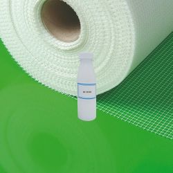 Polimero acrilico a base d'acqua dell'emulsione con alta adesione per fibra di vetro