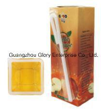 Caja de papel 250 ml de jugo de manzana natural