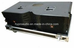Système de la baie de ligne audio professionnel Vtx25 L'orateur puissant système