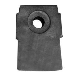 Fiáveis de cabeça de martelo para moinho de martelo, triturador de Martelo