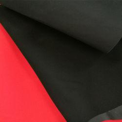 Reines weiches elastisches anti-abreibendes PU-Leder ohne Gewebe-Schutzträger für Fahrrad-Fahrrad-Sattel (HS-BO2)