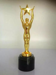 Oscar Star Trophy Award van Sounveir