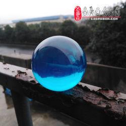 Dsjongleer 75mm Blauw Acryl Contact Magic Juggling Ball