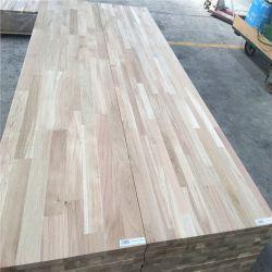 Pefc/Fsc Eichen-Finger verbundenes Rand geklebtes Panel/FJ u. z.B. Panels/Finger verband Holz 18-40 mm