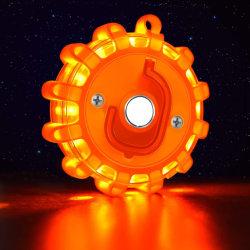 Licht van de Verkeersveiligheid van het Licht van de LEIDENE Veiligheid van de Waarschuwing het Lichte Met Magneet en Haak